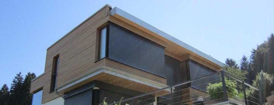 Holzhäuser - Wohnhaus - Bauen mit Holz - Holzbau Posch - Tirol,Volders 778