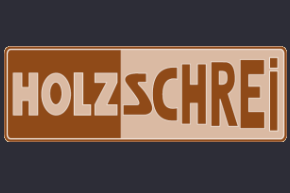 Logo Holzschrei