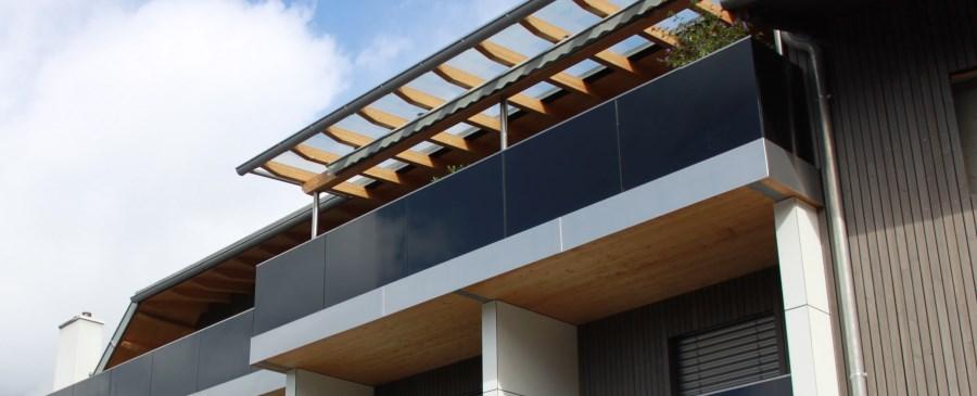 Holzhäuser - Aufstockung - Bauen mit Holz - Holzbau Posch - Tirol,Volders 318